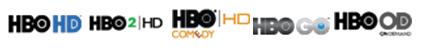 Nabídka HBO programů.